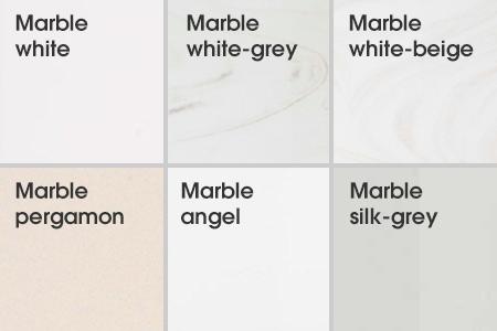 Kuma marble színek