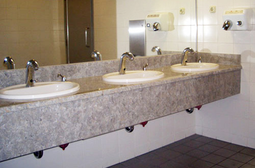 Sortiment Design Standard mosdópult MH-Ferihegy